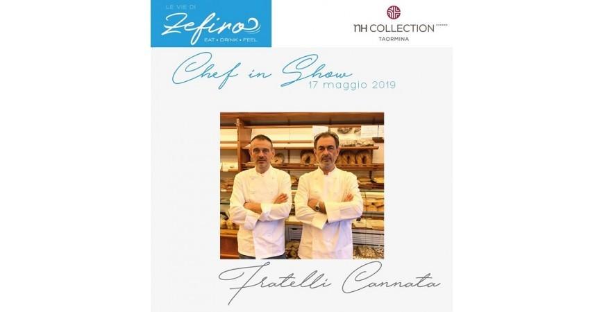 Le vie di Zefiro - Chef in show